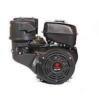 Двигатель WEIMA  WM192F-S  (25мм, шпонка,ручной/старт), бензин 18л.с.
