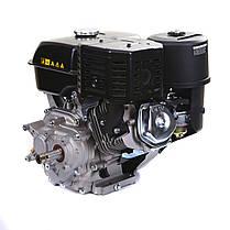 Двигатель WEIMA  WM190F-L(R) NEW(редукт 1/2,шпонка 25мм, руч  старт,1800об/мин),16л.с. + БЕСПЛАТНАЯ ДОСТАВКА ПО УКРАИНЕ, фото 2