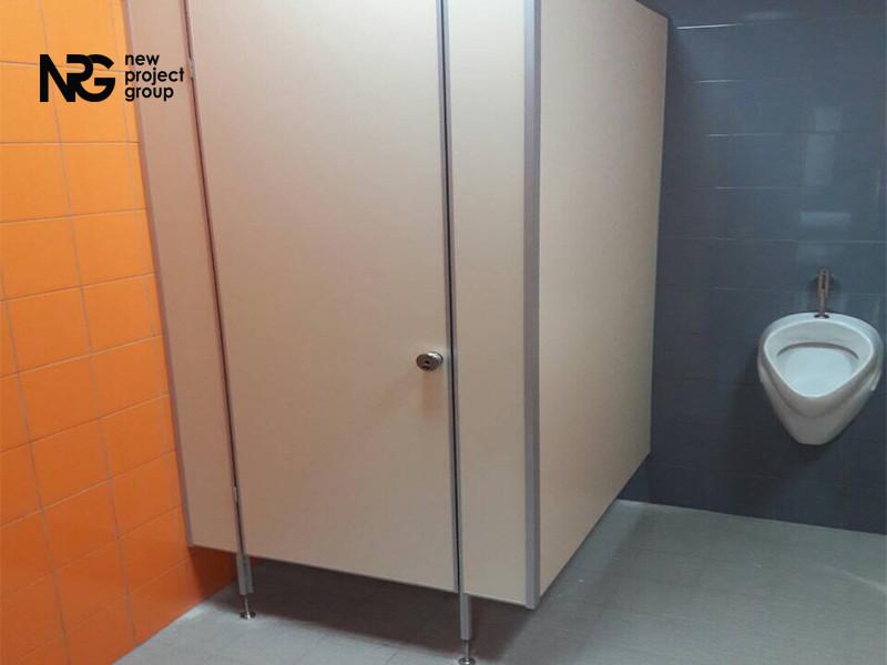 Туалетные перегородки СТАНДАРТ Master (25 мм)