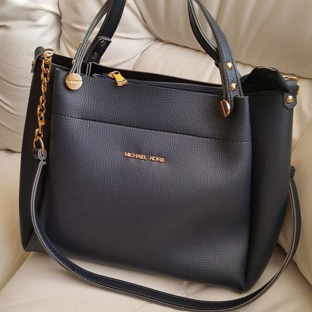1e718a9e4914 Женская сумка Michael Kors, цвет черный Майкл Корс MK: продажа, цена ...