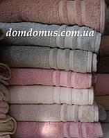 "Бамбуковое полотенце ""Vip Penye"" 70*140 ( 100% бамбук) Puppila, Турция 5057-Royal"