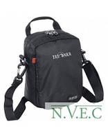 Сумка с защитой от считывания данных Tatonka Check In RFID Block (27,5x20,5х9см), черная 2962.040