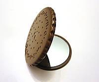Зеркало для девочки Шоколадное печенье