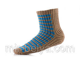 Мужские домашние носки для дома