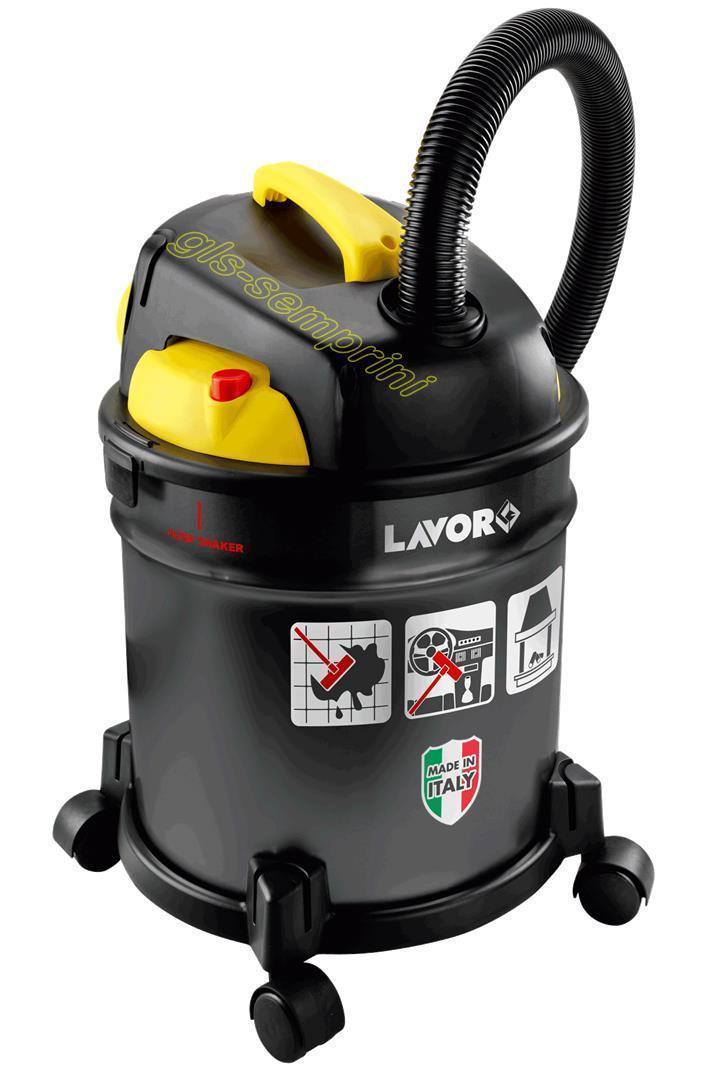 Пылесос для сухой/влажной уборки и камина с выдувом Lavor Freddy 4 в 1