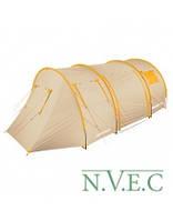 Палатка туристическая восьмиместная КЕМПИНГ Caravan 8+ (290x230x180c)