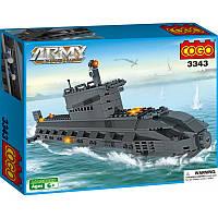 """Конструктор """"Подводная лодка"""" COGO 3343"""