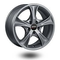 Диски 16х7     5/114,3/38/67,1    DISLA Luxury 606 GM