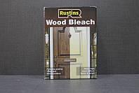 Отбеливатель для дерева, Wood Bleach Set, 1 litre, Rustins