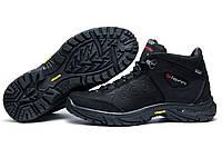 Зимние мужские кроссовки Ecco Biom, мужские, на меху, черные, р. 40 41 42 43 44