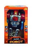 RUS Робот PLAY SMART 9521 батар.муз.свет.кор.23,5*13,5*8 ш.к./48/