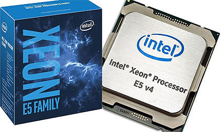 Процессор Intel Xeon E5-2640 v4 2.4GHz/8GT/s/25MB S2011-3 Tray