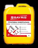 Грунтовка универсальная БАЙРИС 5 л