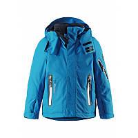 Куртка зимняя Reimatec Wheeler синяя 531309A-6490 р. 122 - 164