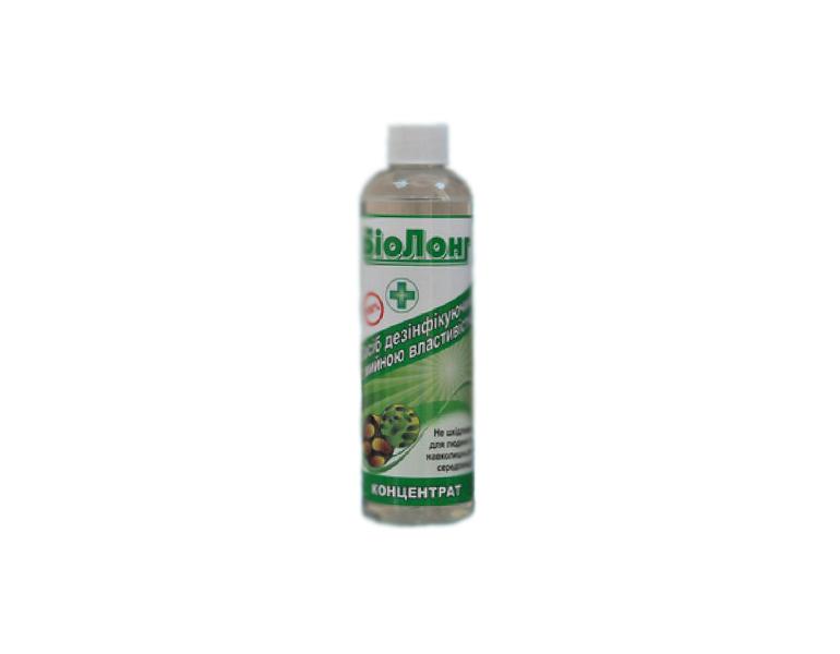 Средство для дезинфекции БиоЛонг Концентрат 100% 250мл