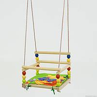 Качели подвесные мягкое сиденье, бук 259 (10)