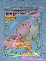 Сменное постельное белье в детскую кроватку Bepino, Слоник в гамаке, фото 1