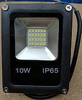 Прожектор светодиодный RIGHT HAUSEN LED 10W 6500K IP65 черный