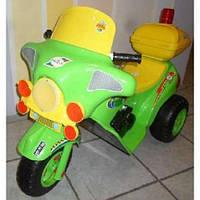 Мотоцикл Я-МАХА ЭЛЕКТРО (С)салатовый