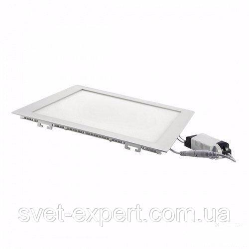 Светильник встроенный SMD  12W 4200K  LED PANEL  квадрат