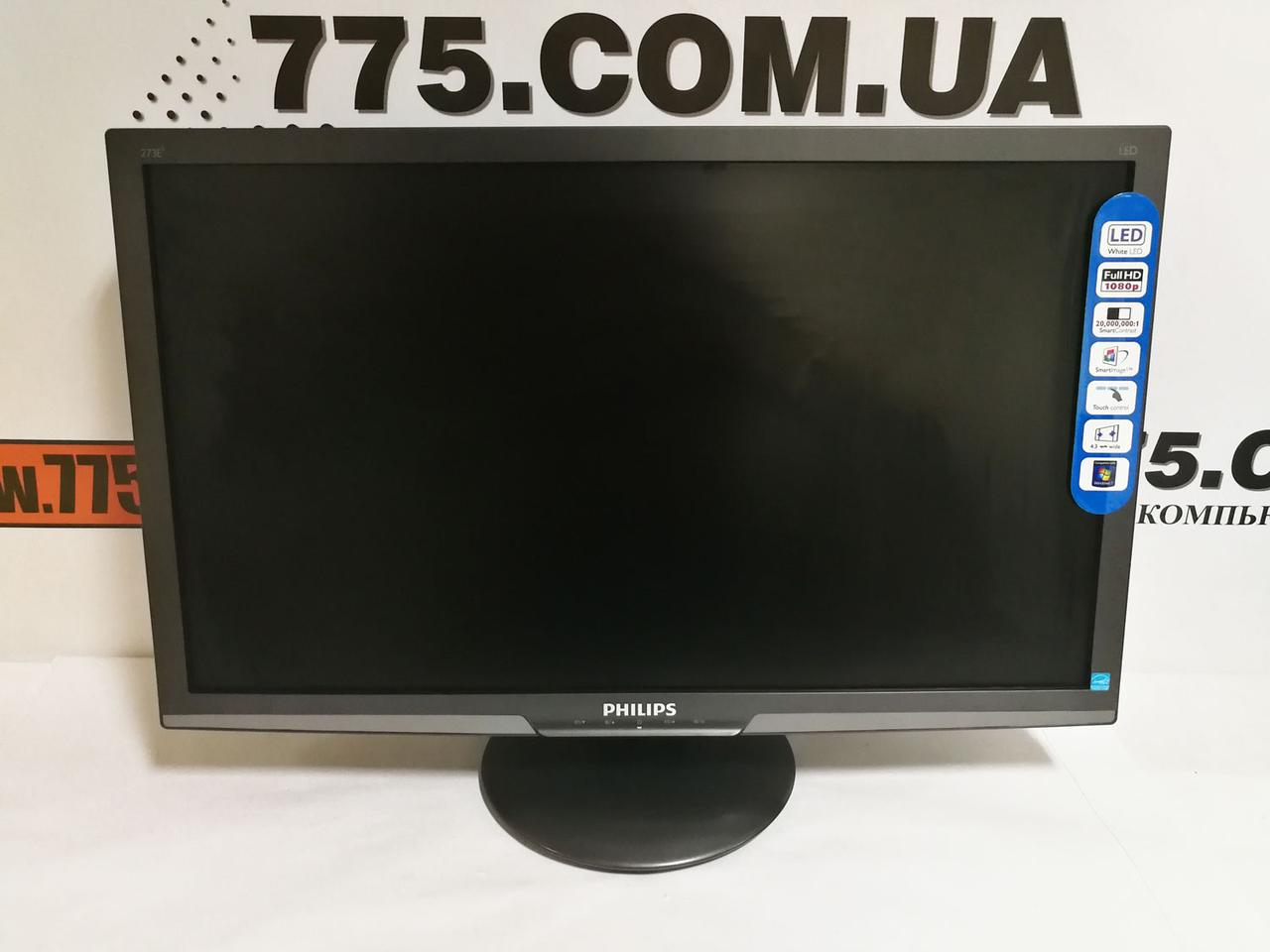 """Монитор 27"""" Philips 273E3L LED (1920x1200) новый"""