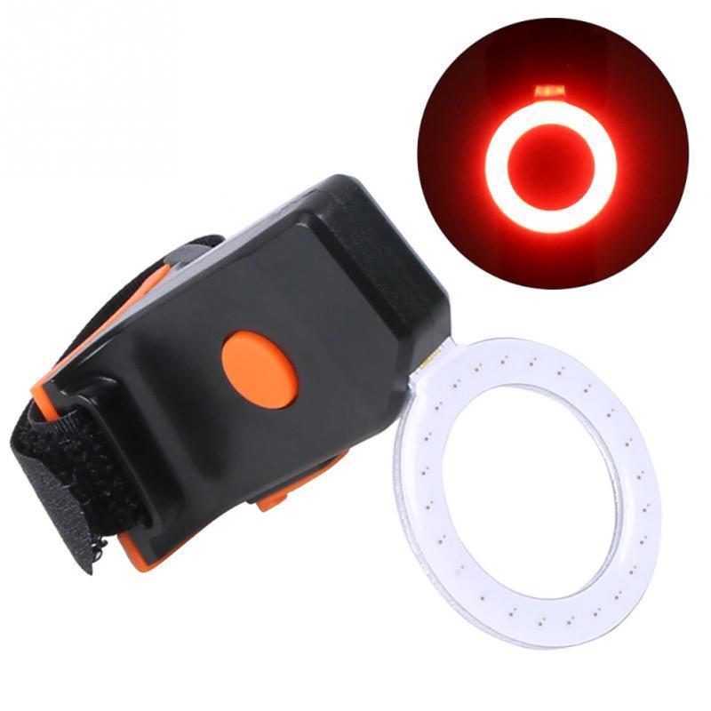 Фонарь задний X3, аккум. Li-ion, micro USB