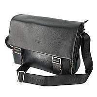 Чоловічий портфель Bond 1379-281 чорного кольору