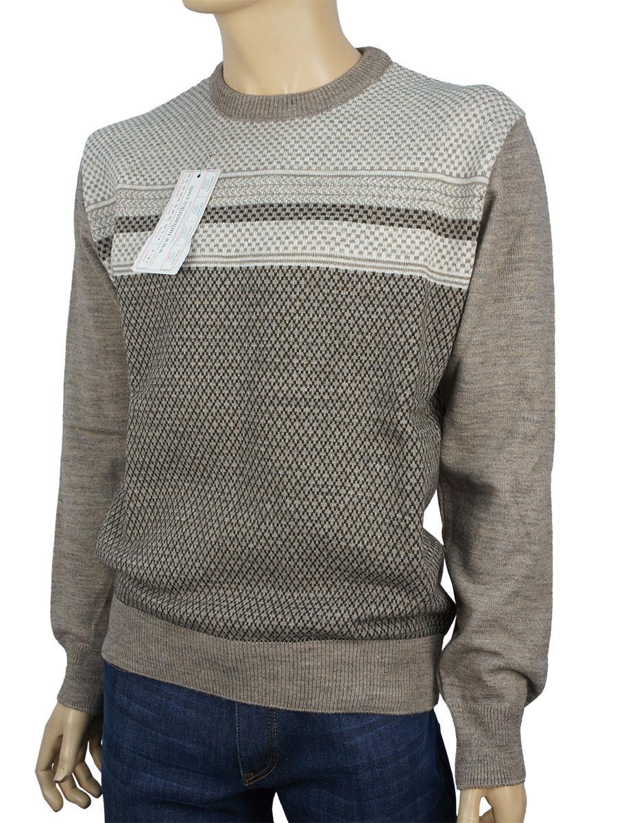 Чоловічий светр Turhan 7256 комбінований