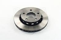 Диск тормозной AUDI A4 задний, вентилируемый(производитель TRW) DF4210