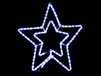 Световое украшение DELUX мотив STAR flash