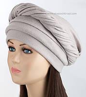 Теплая женская шапка Василиса