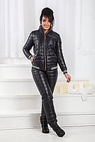 ДТ1195 Теплый костюм на синтепоне размеры 50-56, фото 2