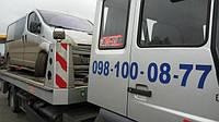 Opel vivaro евакуація в Хмельницький