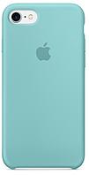 Чехол Apple Silicone Case Sea Blue для iPhone 6 Plus / 6S Plus