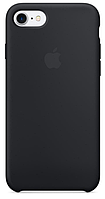 Чехол Apple Silicone Case Black для iPhone 7 / 8