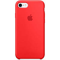 Чехол Apple Silicone Case (PRODUCT) RED для iPhone 7 / 8