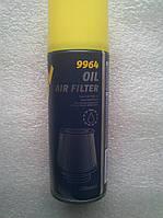 Аэрозольная пропитка для воздушных фильтров Mannol