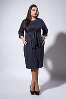 Батальное платье увеличенного размера