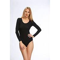 Очень теплое термободи женское с длинным рукавом более высокой плотности Sevim Турция 4936tb_black