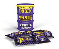 Toxic Waste Фиолетовый - самые кислые конфеты, Лимитированный выпуск, Токсик Вейст