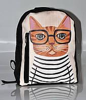 Рюкзак большой с принтом, фото 1