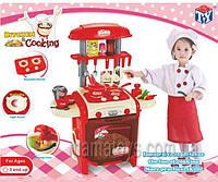 Кухня детская. Звук, свет, мойка. 70х53х26 см. TY8018R