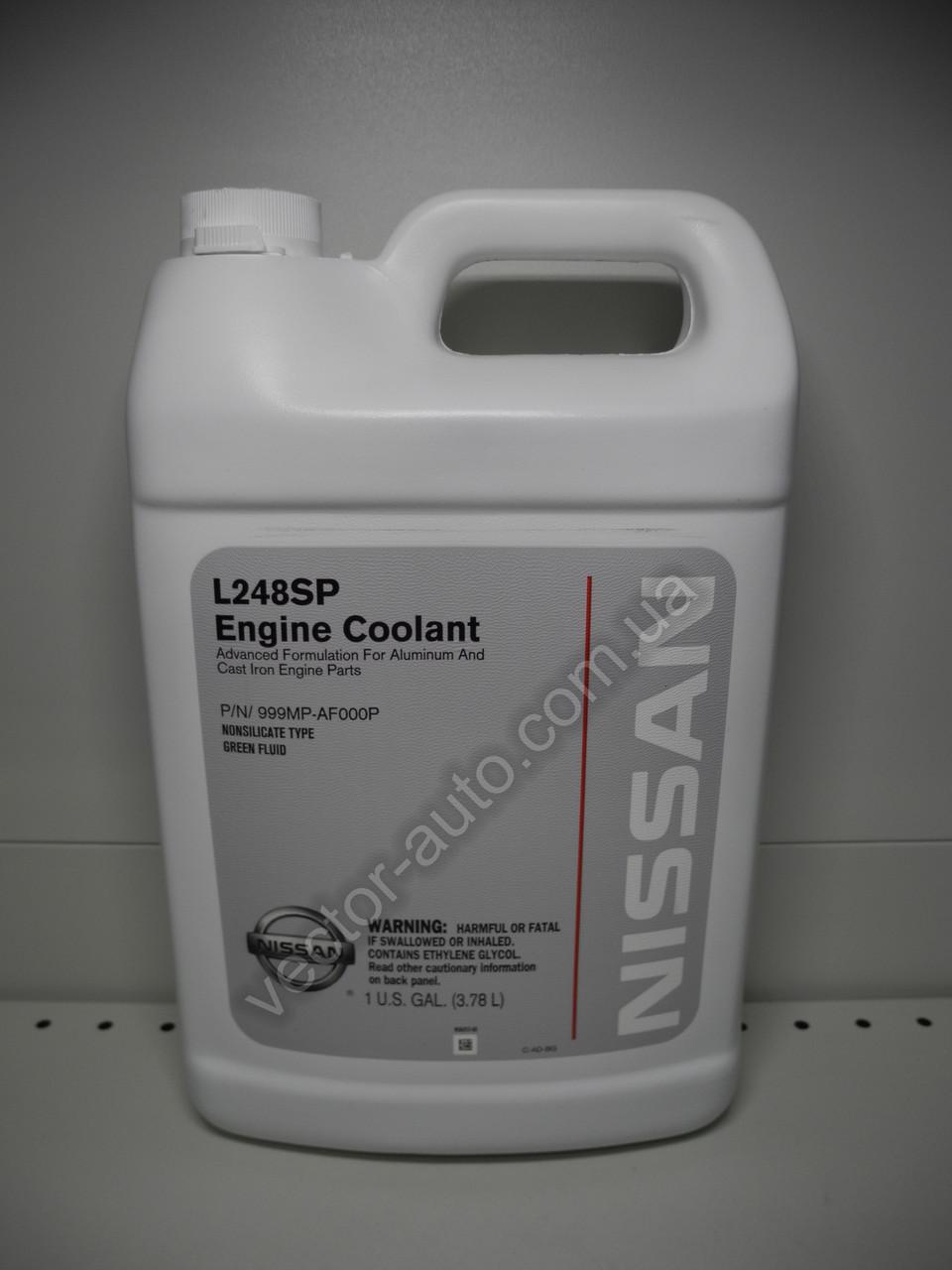 (1:1= -37) NISSAN Engine Coolant
