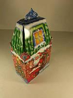Коробка под конфеты, Олень 500гр (25шт)