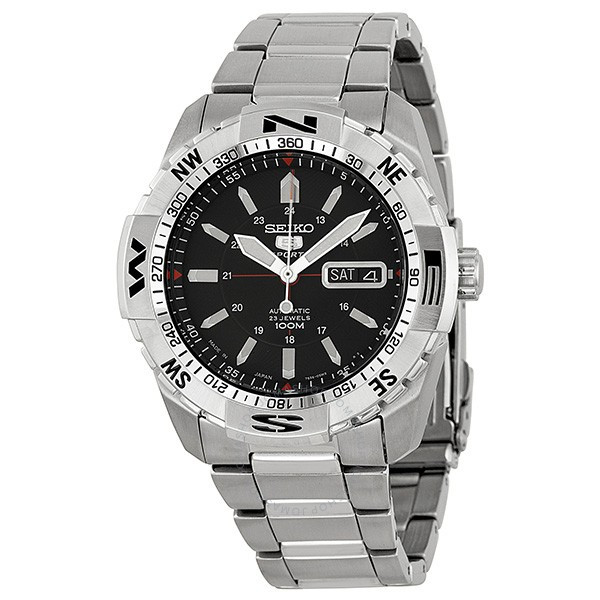 Часы Seiko 5 Sports SNZJ05J1 Automatic 7S36