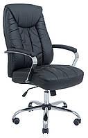 Компьютерное Кресло Корсика (Хром) кожзам