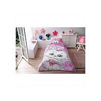 Постельное белье Tac Disney - Pisi Princess 160*220 подростковое