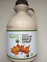 Канада Органический кленовый сироп - кладовая витаминов