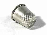 Наперсток металлический цвет серебро