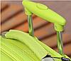 Чемодан Ультра Прочный Средний салатовый Ambassador 8503, фото 6
